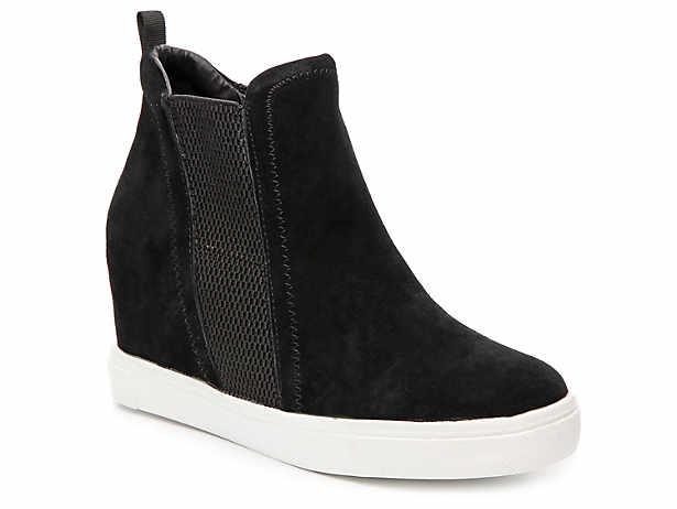 4f6093bcac5a57 Steve Madden. Leii Wedge Sneaker