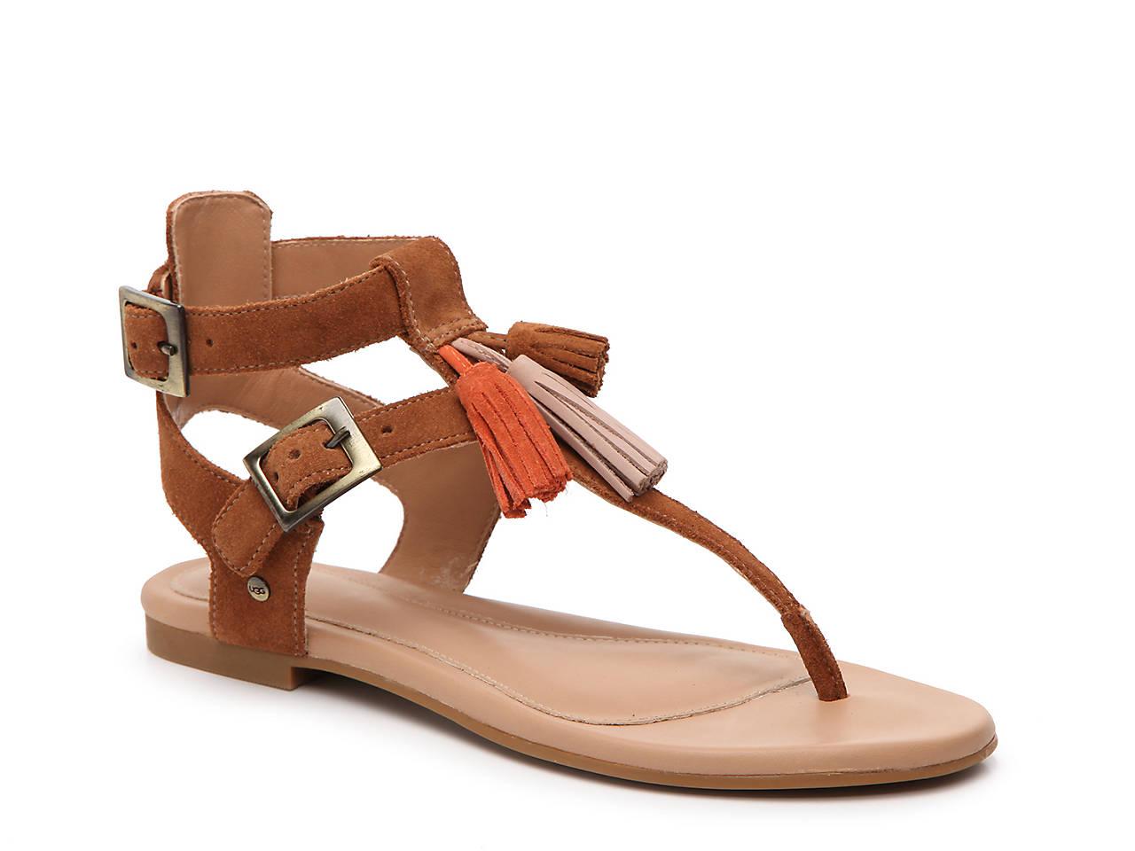 ShoesDsw Flat Lecia Ugg Women's Sandal dxrCBWoe