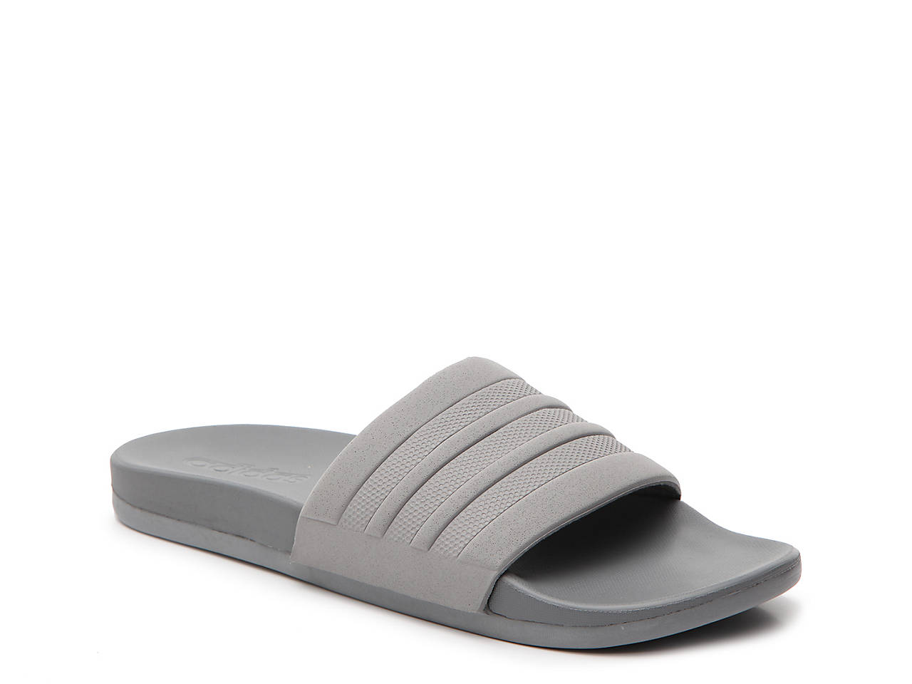 c34dc272a06a35 adidas Adilette Comfort Slide Sandals - Women s Women s Shoes