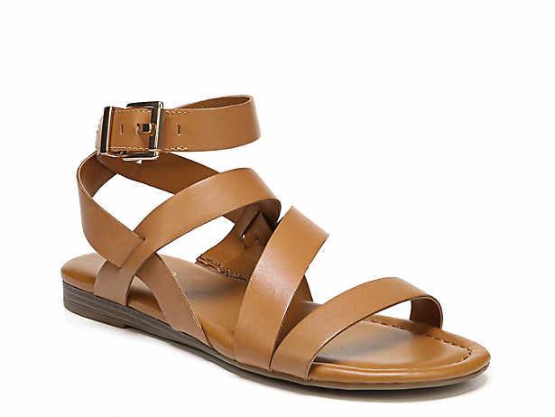 Gauge Flat Sandal
