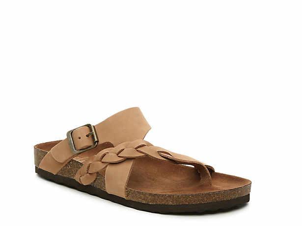 05412cc2623f Sandals. White Mountain. Hamilton Flat Sandal