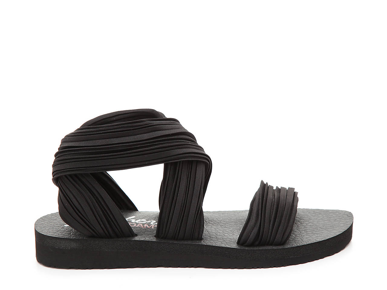 75c1c53368c Skechers Cali Meditation Still Sky Sandal Women s Shoes