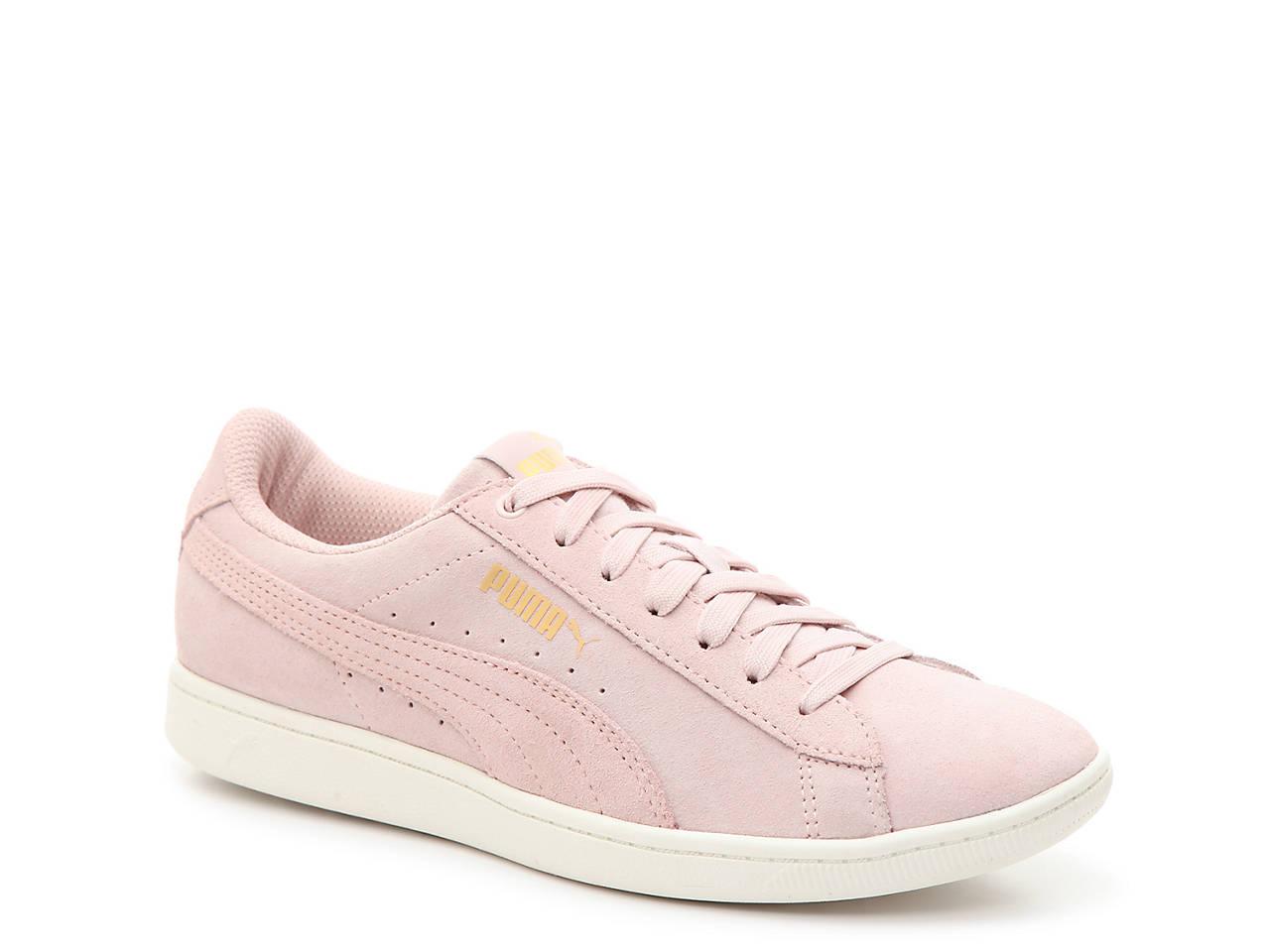 puma sneakers womens pink
