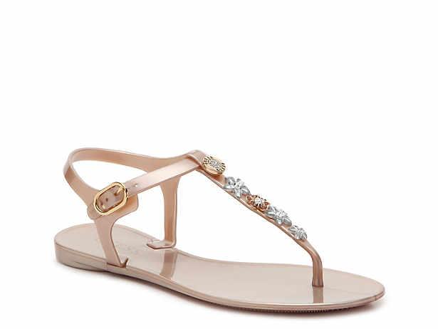 Addison Flat Sandal