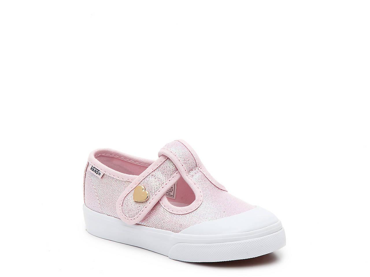 d656bd08f67d15 Vans Leena Infant   Toddler Mary Jane Sneaker Kids Shoes