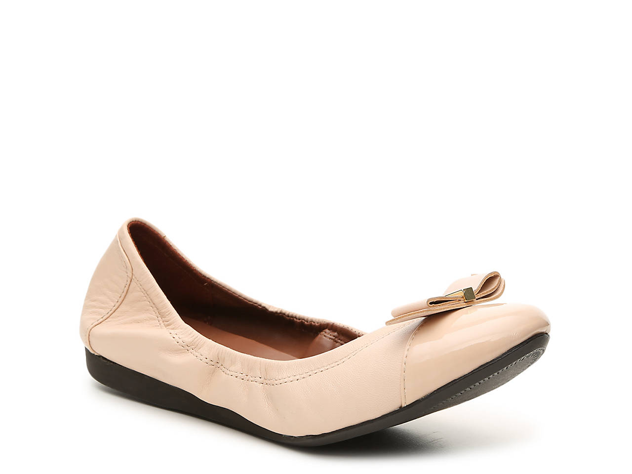 3fc4363b235a Cole Haan Elsie Bow Ballet Flat Women s Shoes