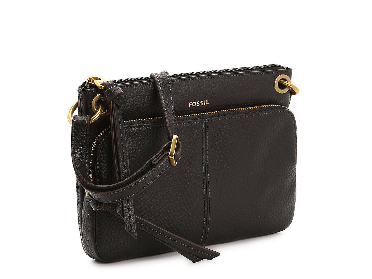 Karli Leather Crossbody Bag Next