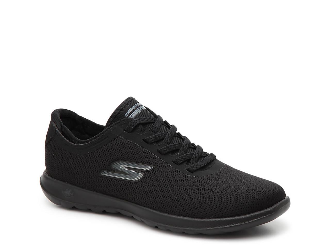19f0cda668e1 Skechers GoWalk Lite Slip-On Sneaker Women s Shoes