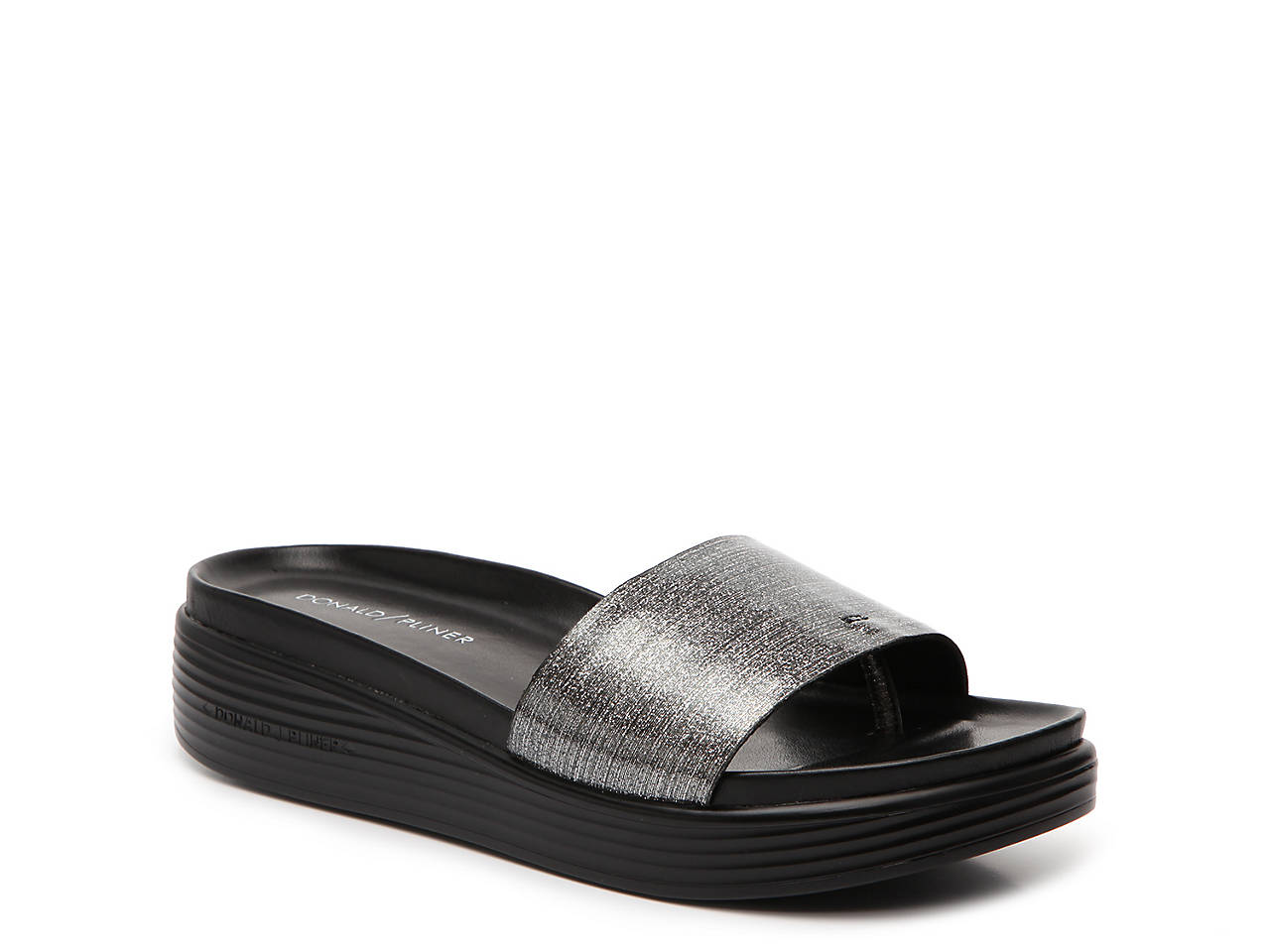 Fiji Slide Sandal by Donald Pliner