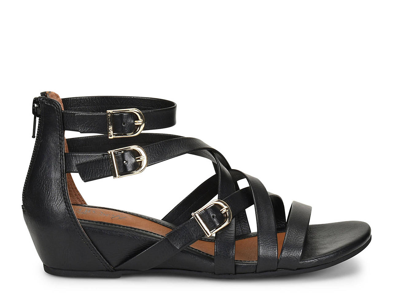 9626a584abed Eurosoft Rory Wedge Sandal Women s Shoes