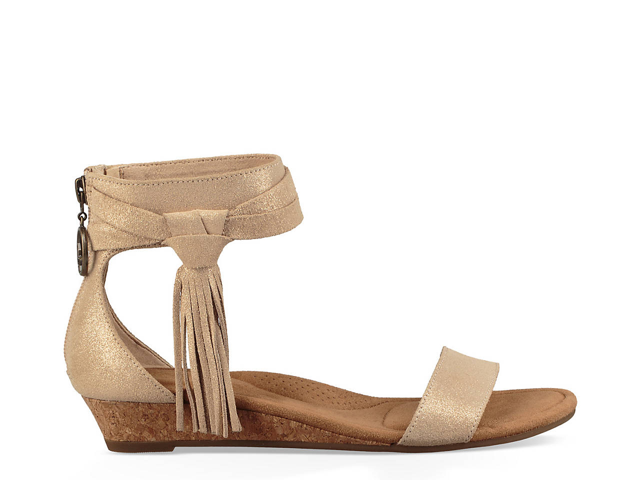 449c7890a0c4 Koolaburra by UGG Saige Wedge Sandal Women s Shoes