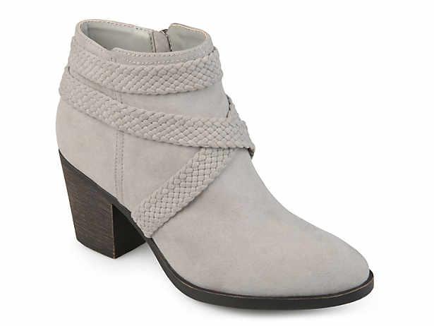 896cf4aa6c7c Journee Collection Britny Wedge Bootie Women s Shoes