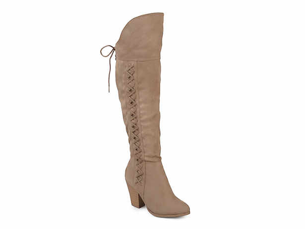 edd89dbb4ee Over The Knee. Boots. Journee Collection