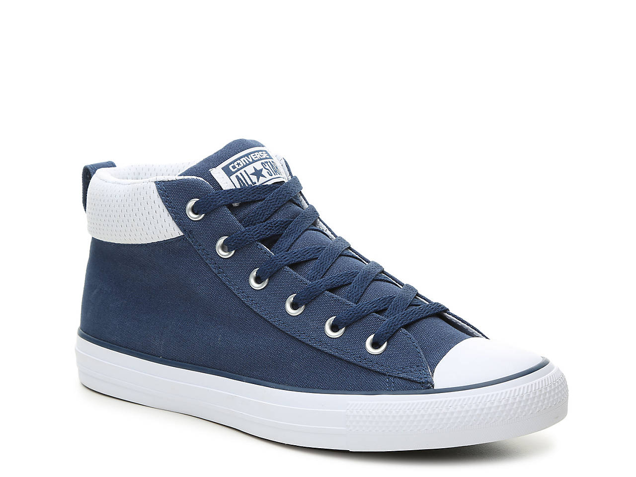 Chuck Taylor All Star Street Mid Top Sneaker Men's