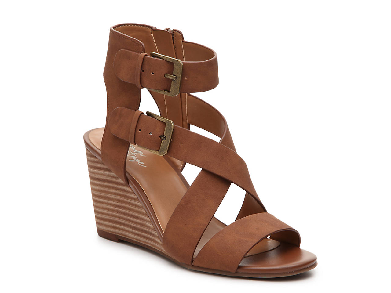 Olivia Miller Cocoa Women's ... High Heel Sandals