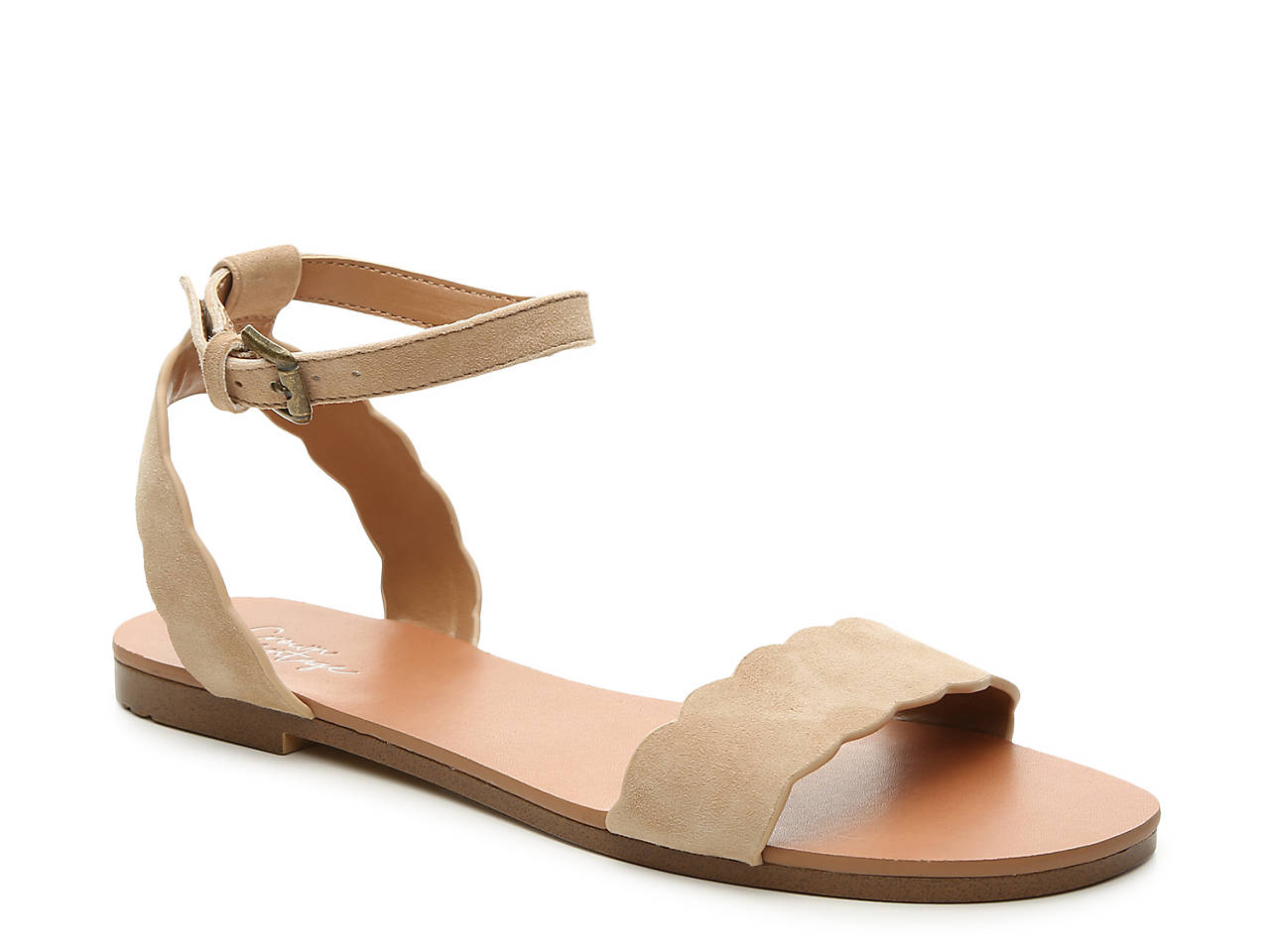 aa9f322b182 Crown Vintage Rayli Flat Sandal Women s Shoes