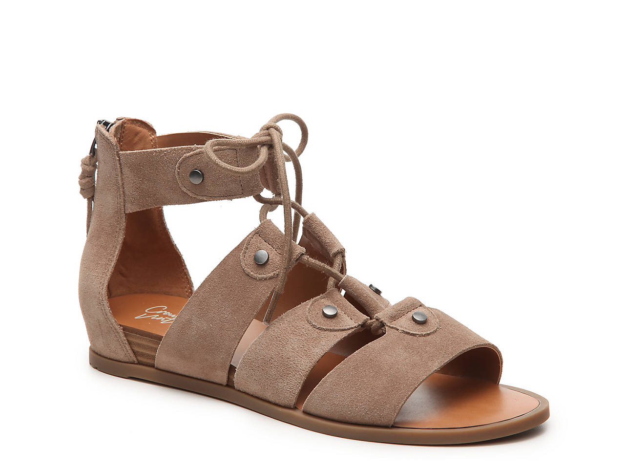 bef72da672c Crown Vintage Aliaa Wedge Sandal Women s Shoes