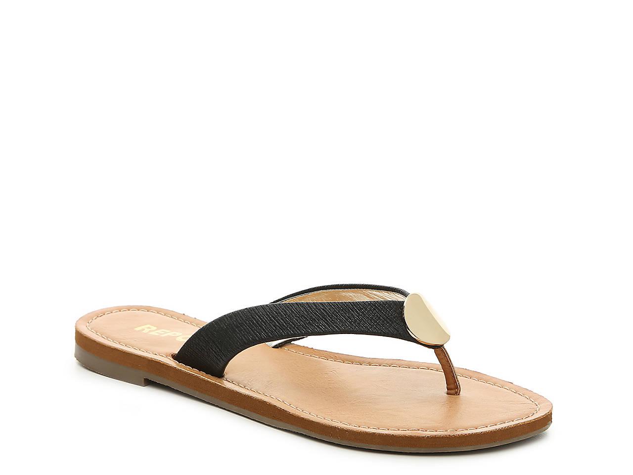 report seville flat sandal women s shoes dsw