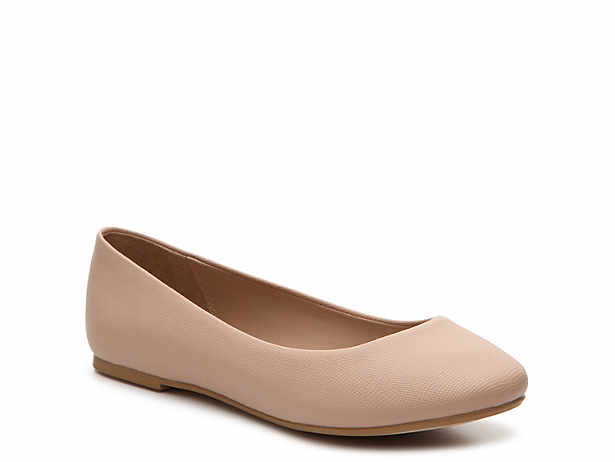 Dallilah Ballet Flat. Mix No. 6