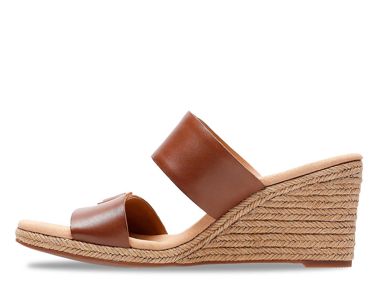 e1af15f01f9 Lafley Devin Espadrille Wedge Sandal