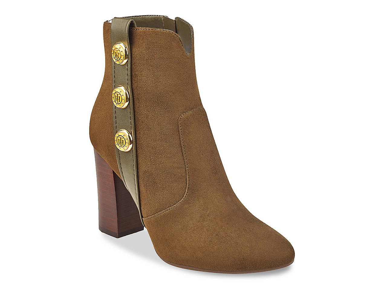 8626ed59dea5 Tommy Hilfiger Domain Bootie Women s Shoes