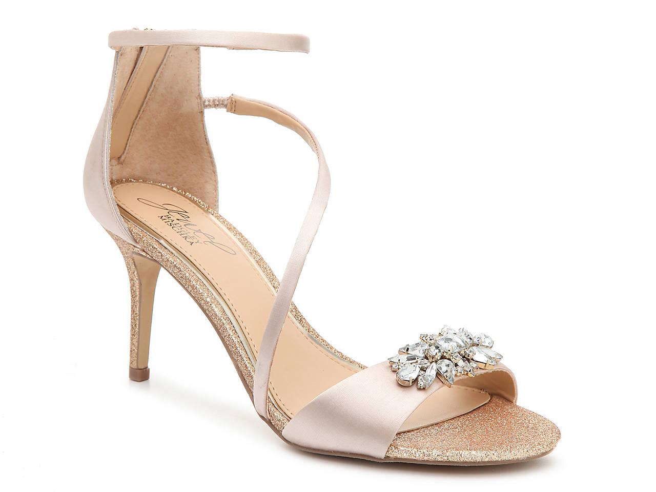 25e30e253 Jewel Badgley Mischka Leighton Sandal Women s Shoes