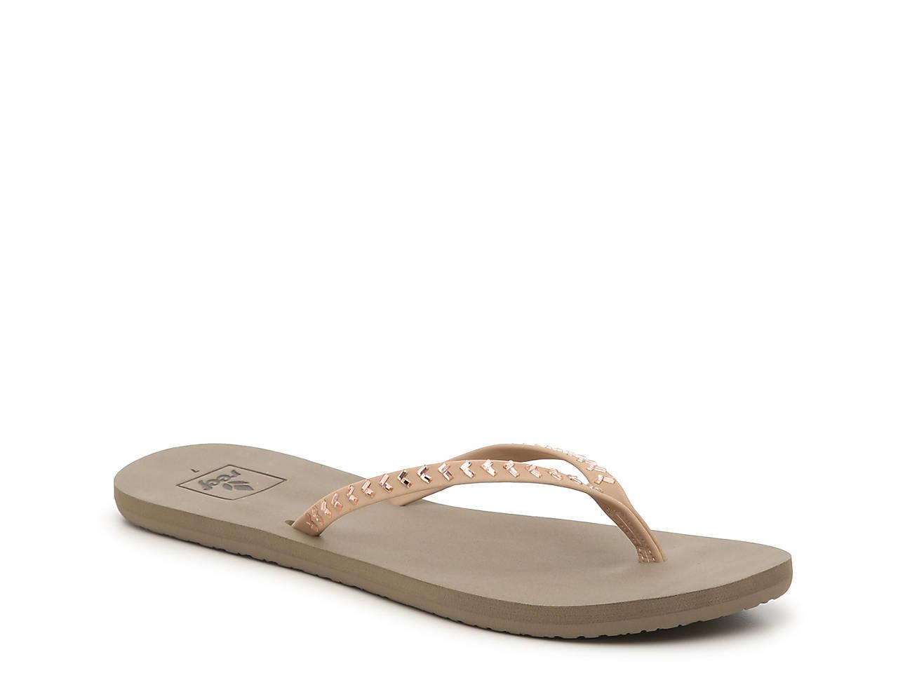 bfa2be3472db Reef Bliss Embellish Flip Flop Men s Shoes