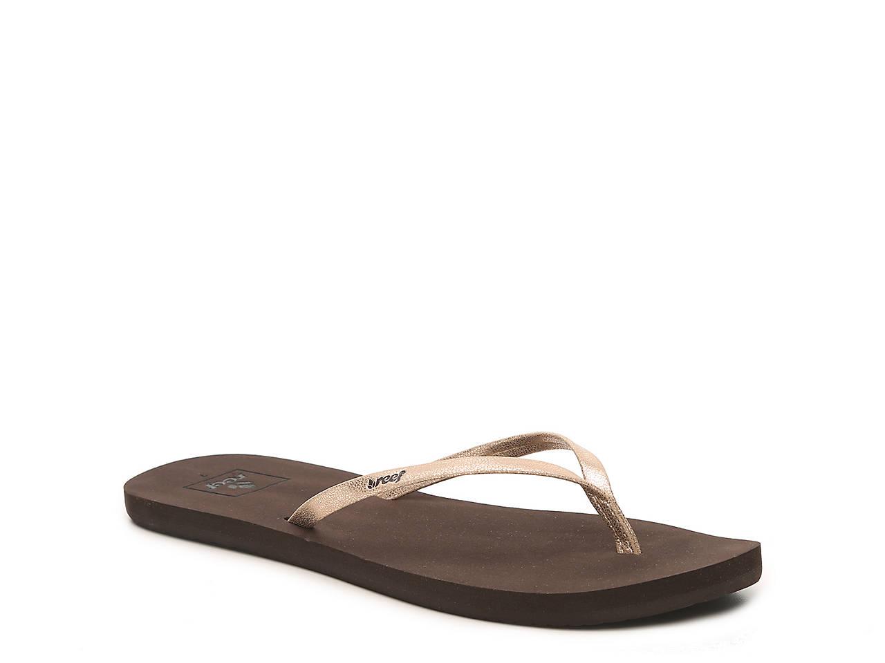 862799a2f Reef Bliss Nights Flip Flop Women's Shoes | DSW