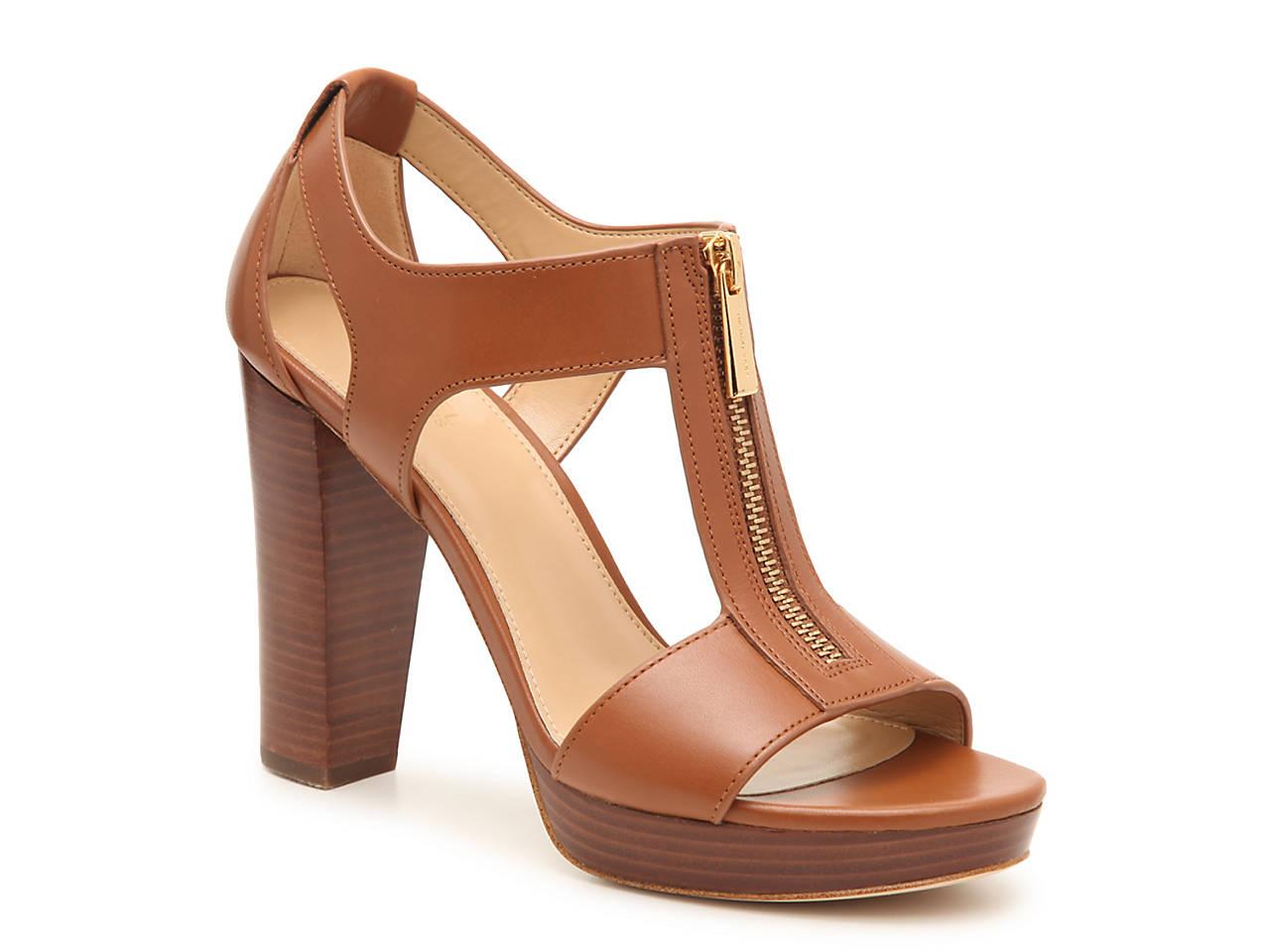 3438a797b5e9 Michael Michael Kors Berkley Platform Sandal Women s Shoes