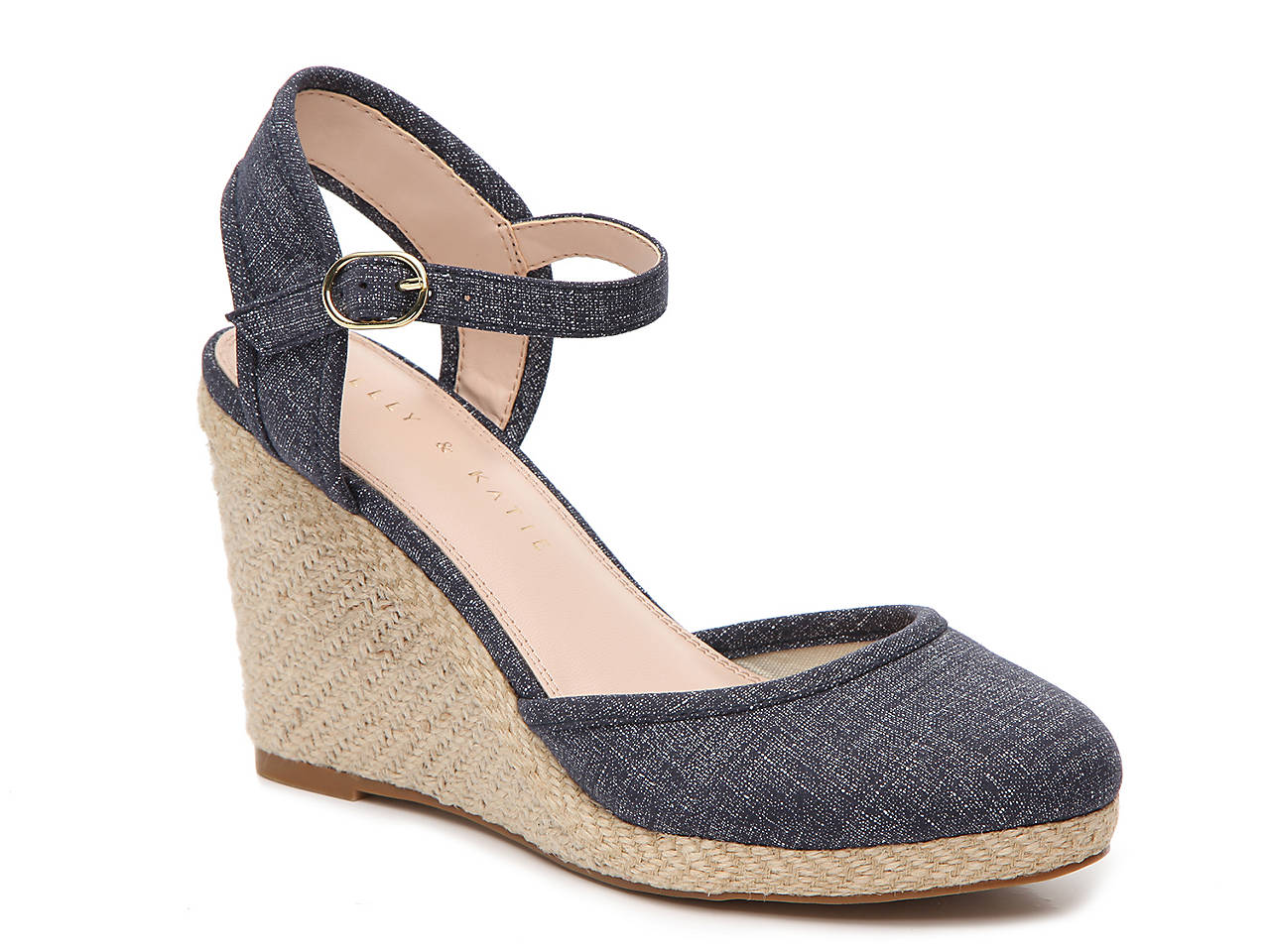 964ee1ebaab Kelly   Katie Miroven Espadrille Wedge Sandal Women s Shoes