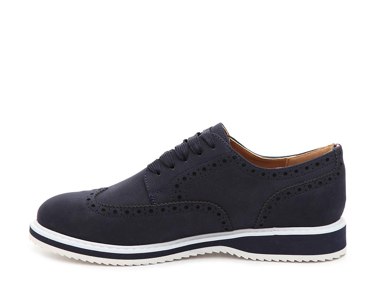 Tommy Hilfiger Scylla Wingtip Oxford Women S Shoes Dsw