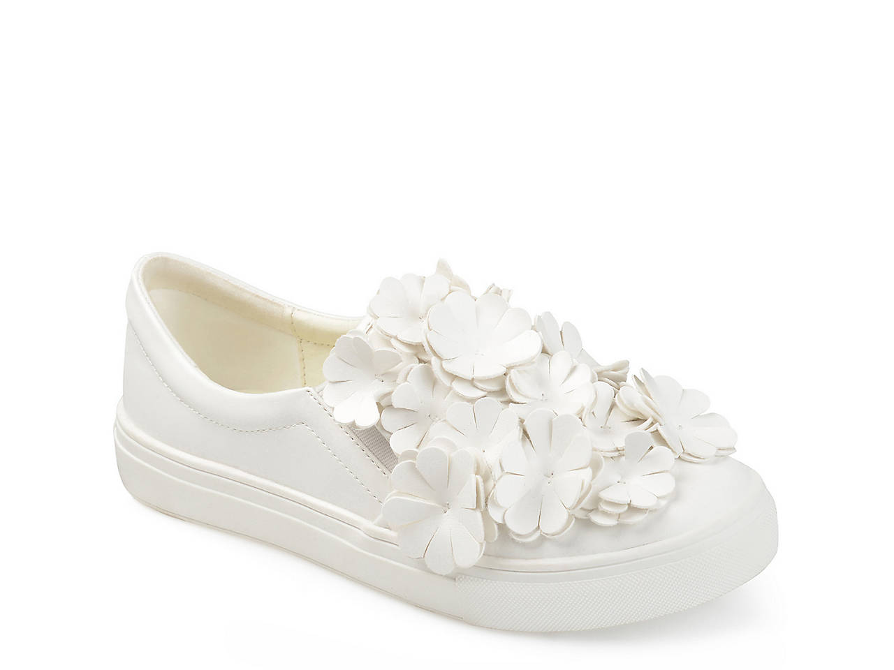 8f9635478d0 Journee Collection Mizey Slip-On Sneaker Women s Shoes