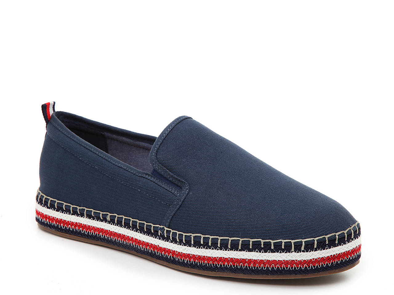 aedf2a276 Tommy Hilfiger Domino Slip-On Sneaker Men s Shoes