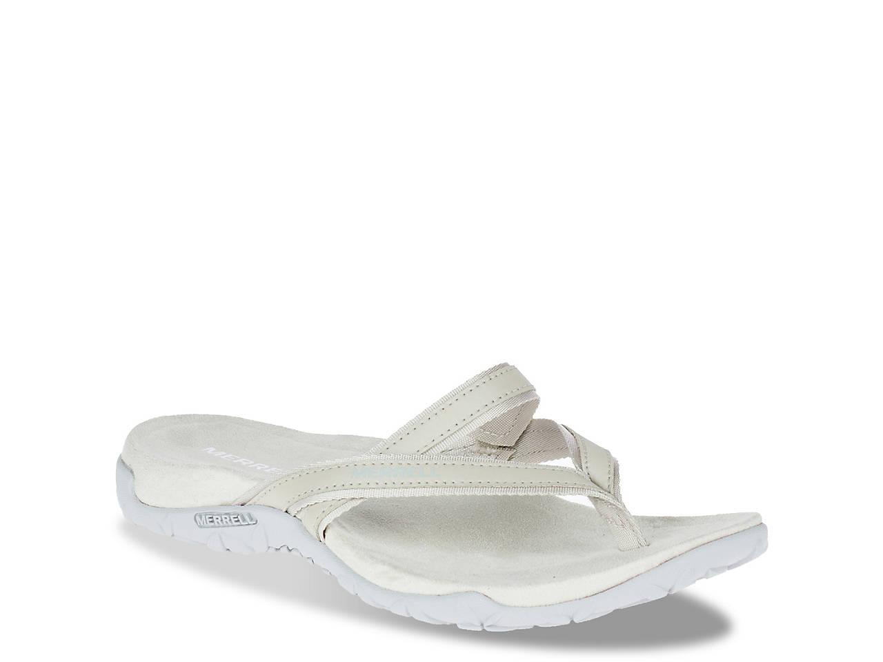 Merrell Terran Ari Post Sandal Women S Shoes Dsw