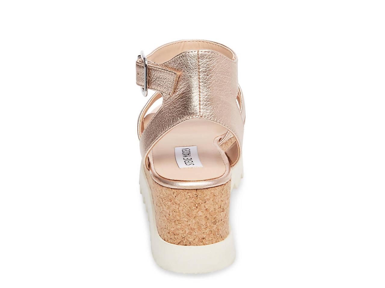 949a811a7b4f Steve Madden Kirsten Wedge Sandal Women s Shoes