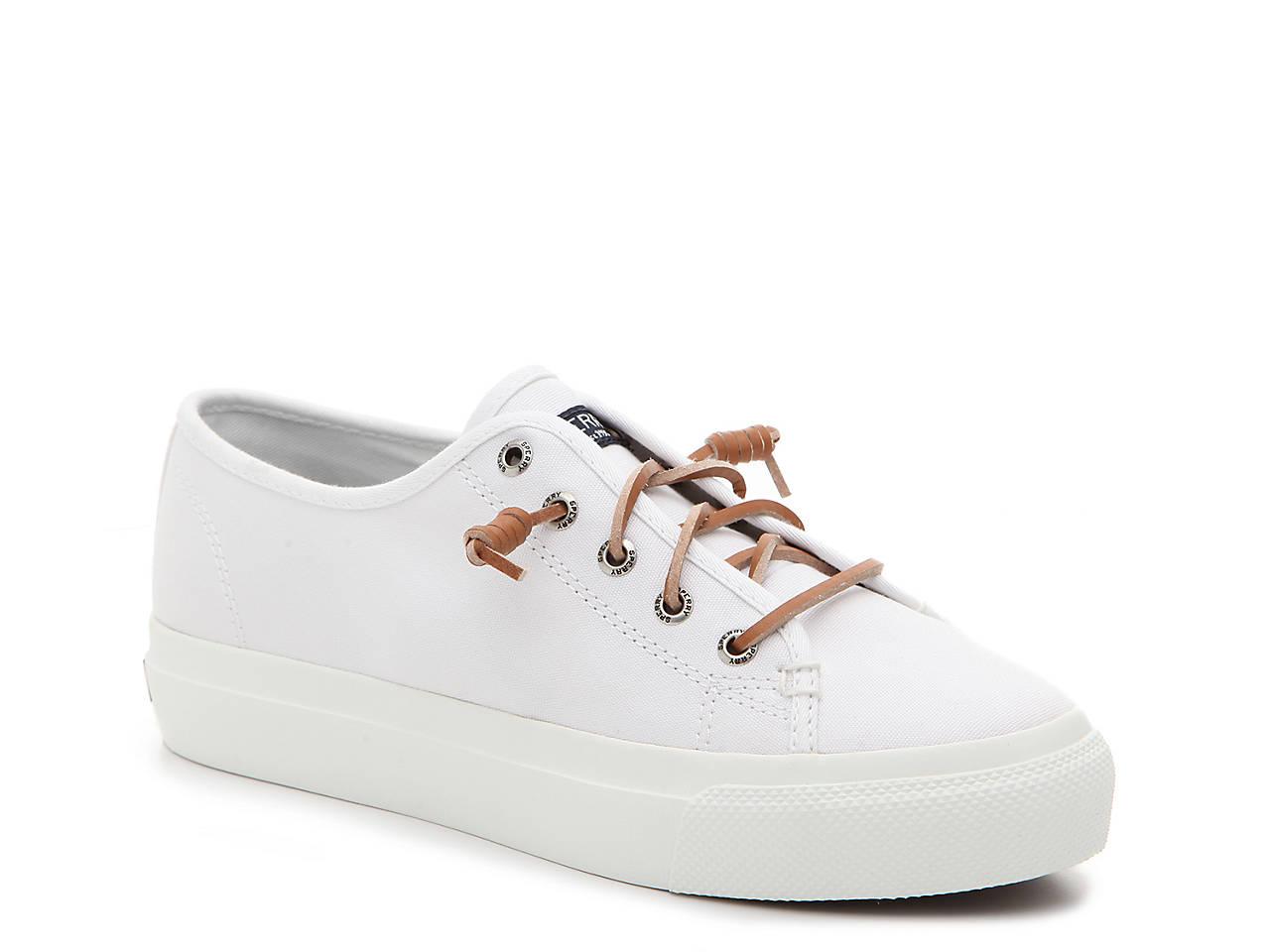 Sperry Top-Sider Cliffside Platform Slip-On Sneaker Women s Shoes  09a463f94