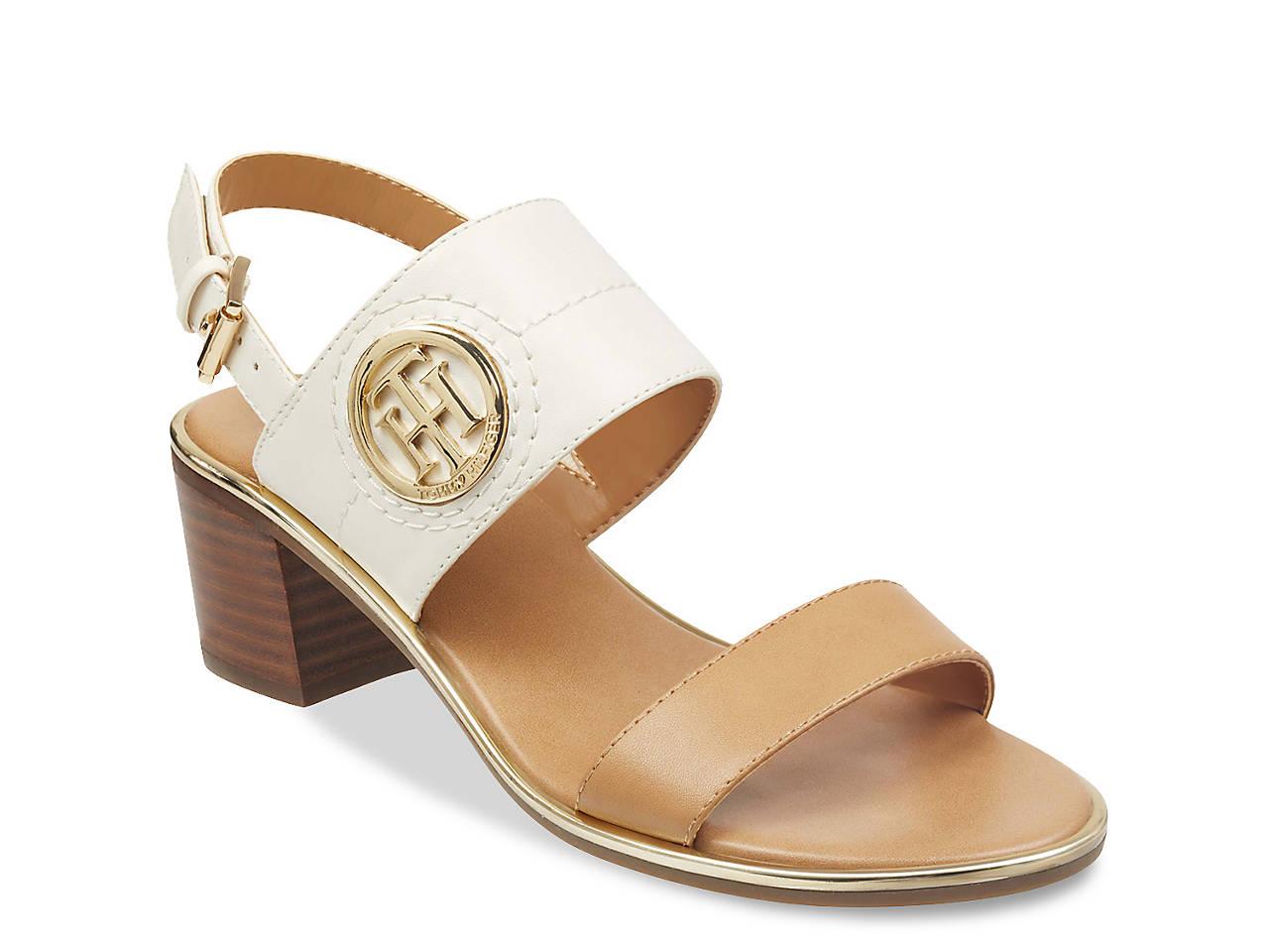 6ebecffb0ebd Tommy Hilfiger Kellia Sandal Women s Shoes