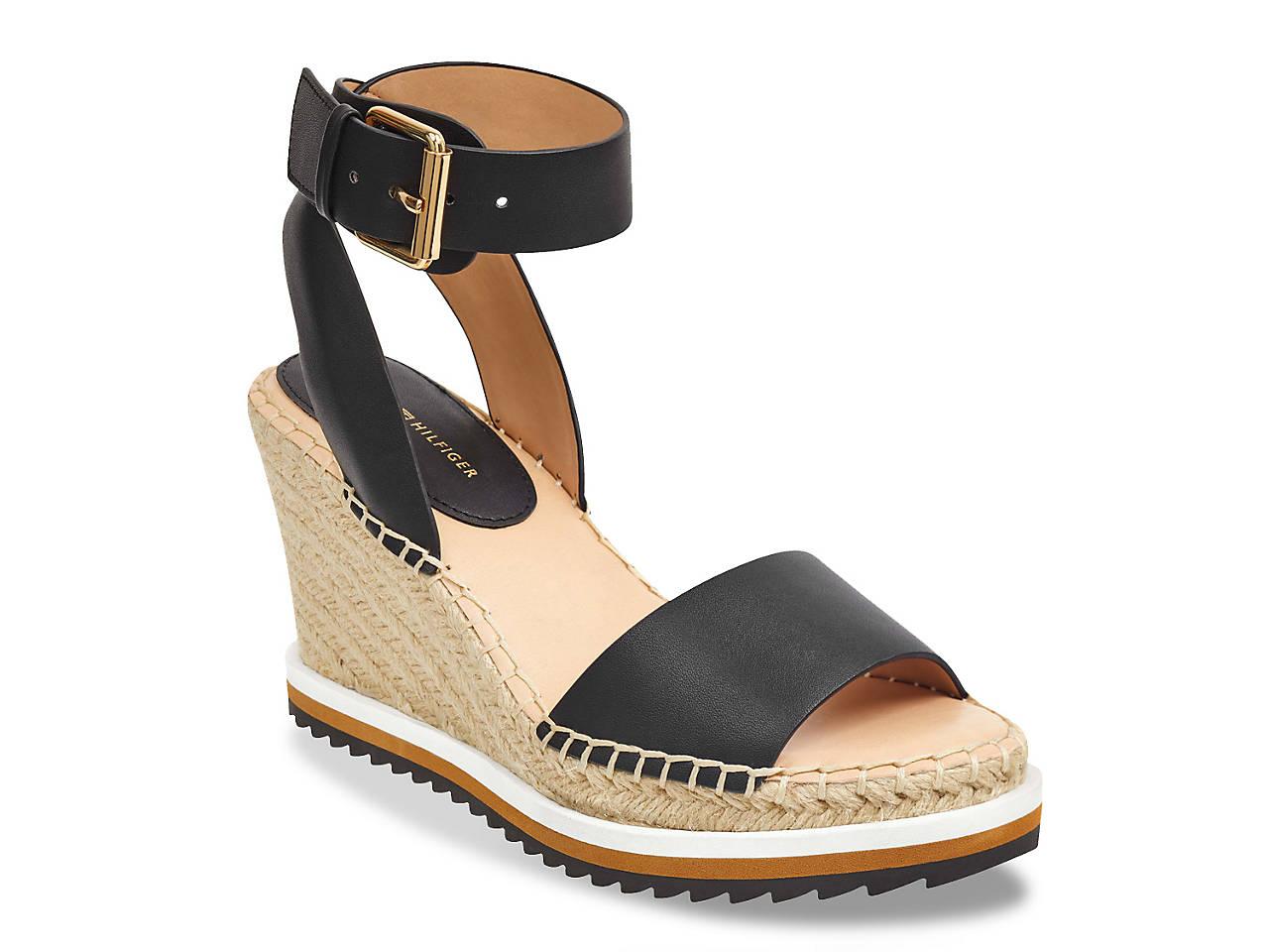 e13a24a14cc Tommy Hilfiger Yaslin 2 Wedge Sandal Men s Shoes