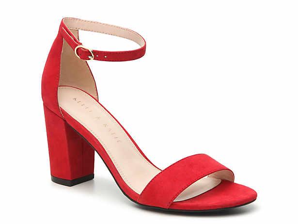 Penny Loves Kenny Ruche Ankle Strap Sandal(Women's) -Black Patent Sale Get To Buy jJRN6Ap5B