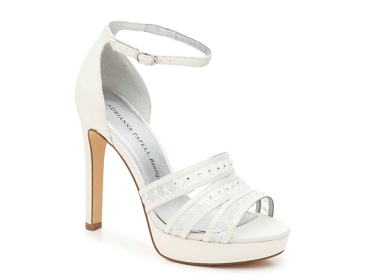 d91db1eed0b9 Adrianna Papell Boutique Taimi Platform Sandal Women s Shoes