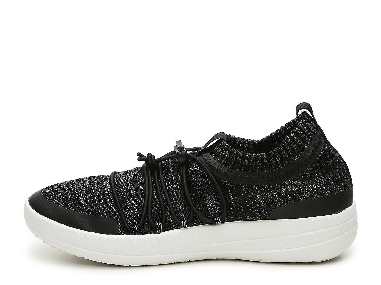 943bc9e7e772 FitFlop Uberknit Ghillie Slip-On Sneaker Women s Shoes