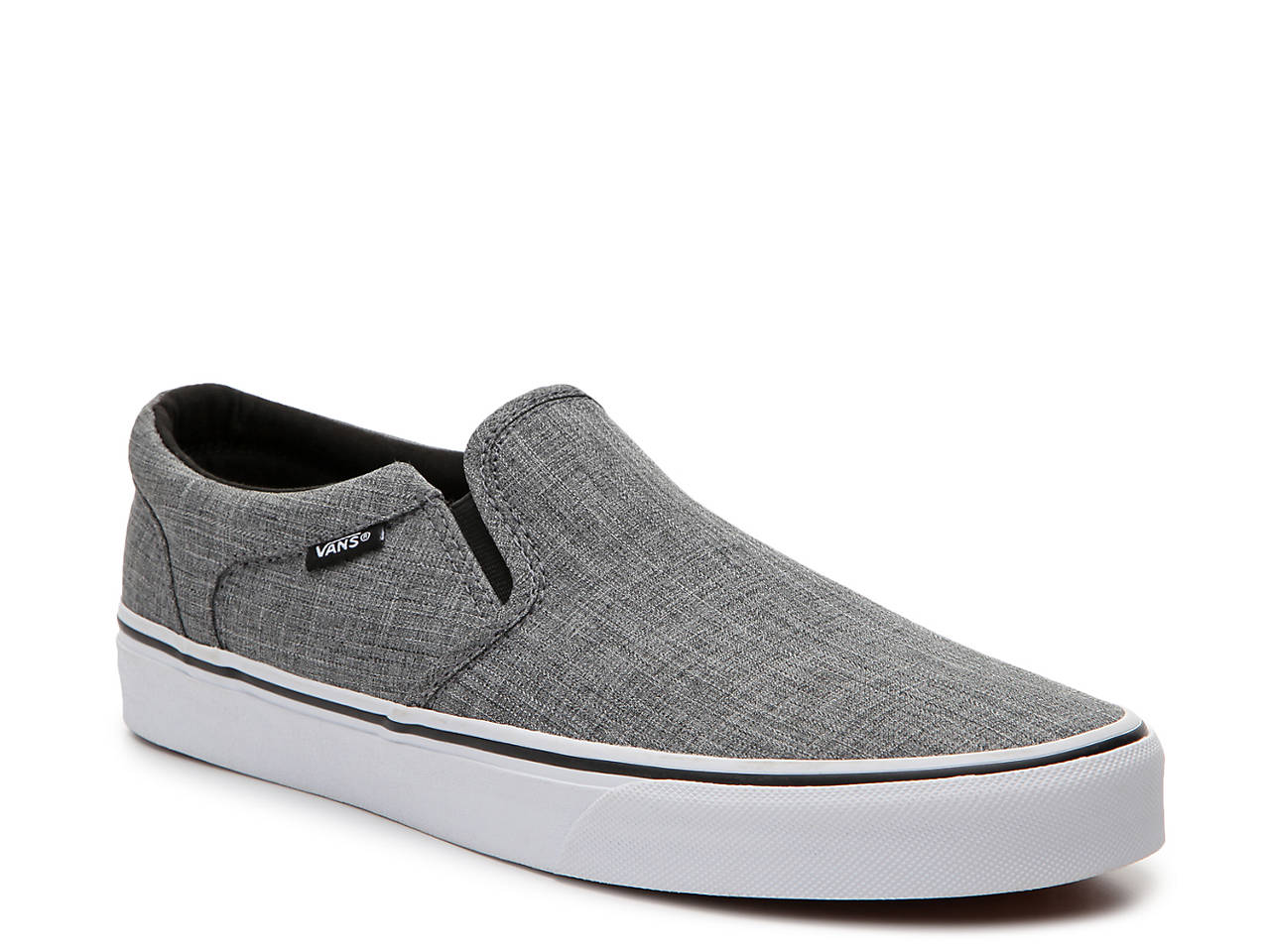 5e39f827b5 Vans Asher Slip-On Sneaker - Men s Men s Shoes