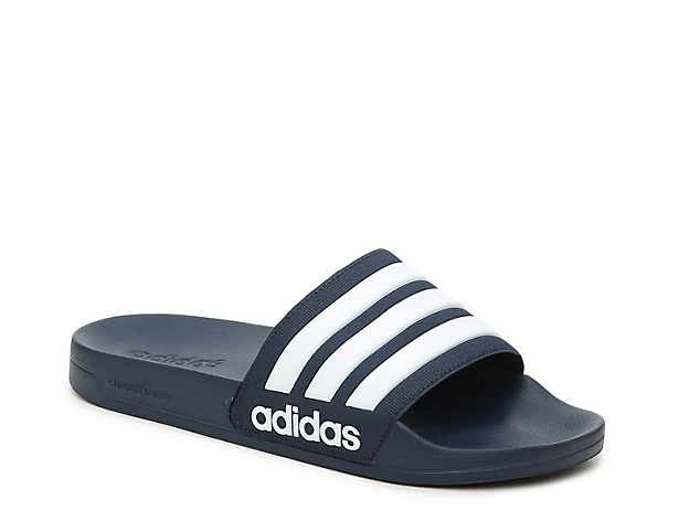 93f8c9315c17a Men s Blue adidas Athleisure Sandals