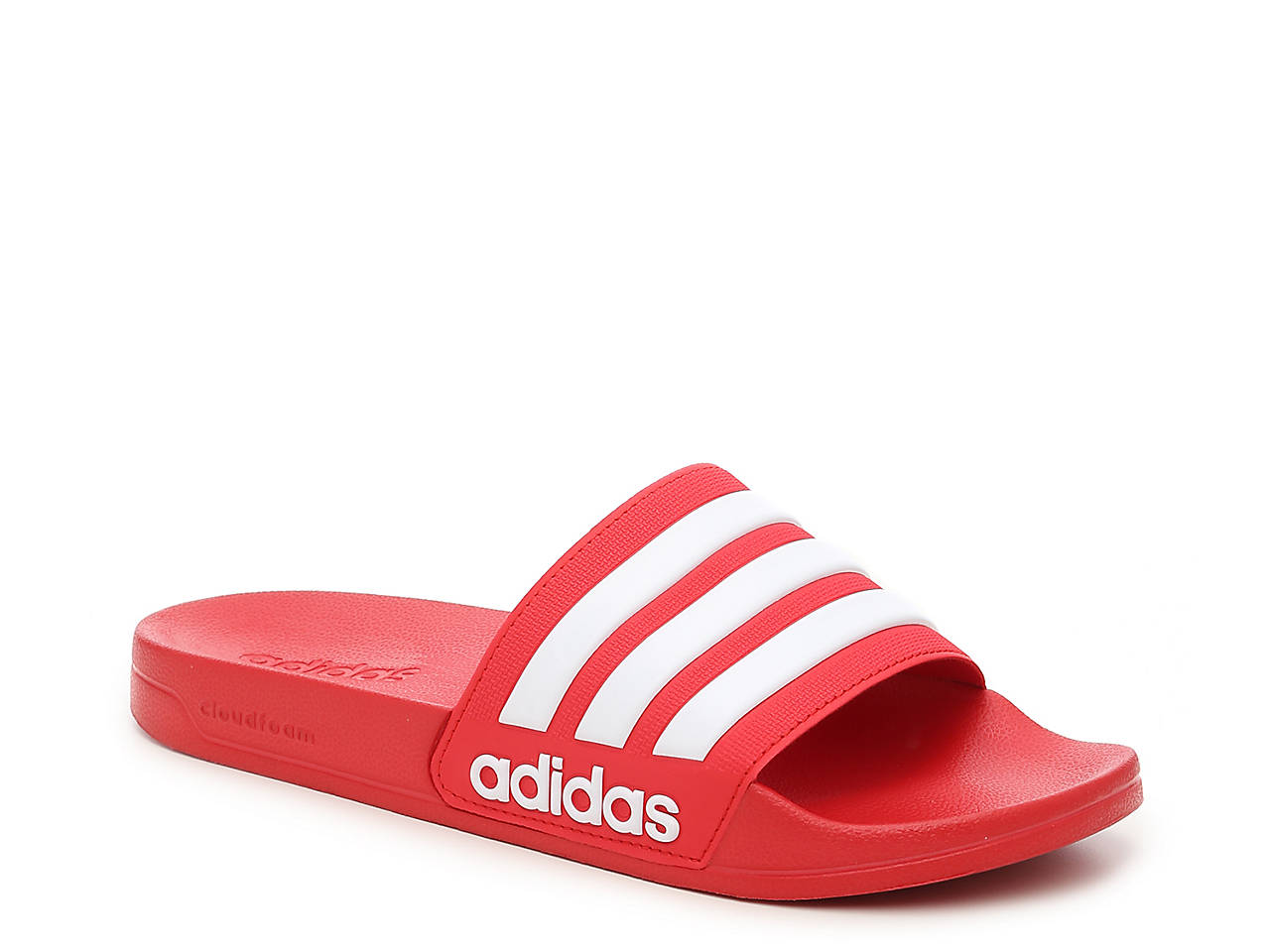 65b692ab2299 adidas Adilette CloudFoam Slide Sandal - Men s Men s Shoes
