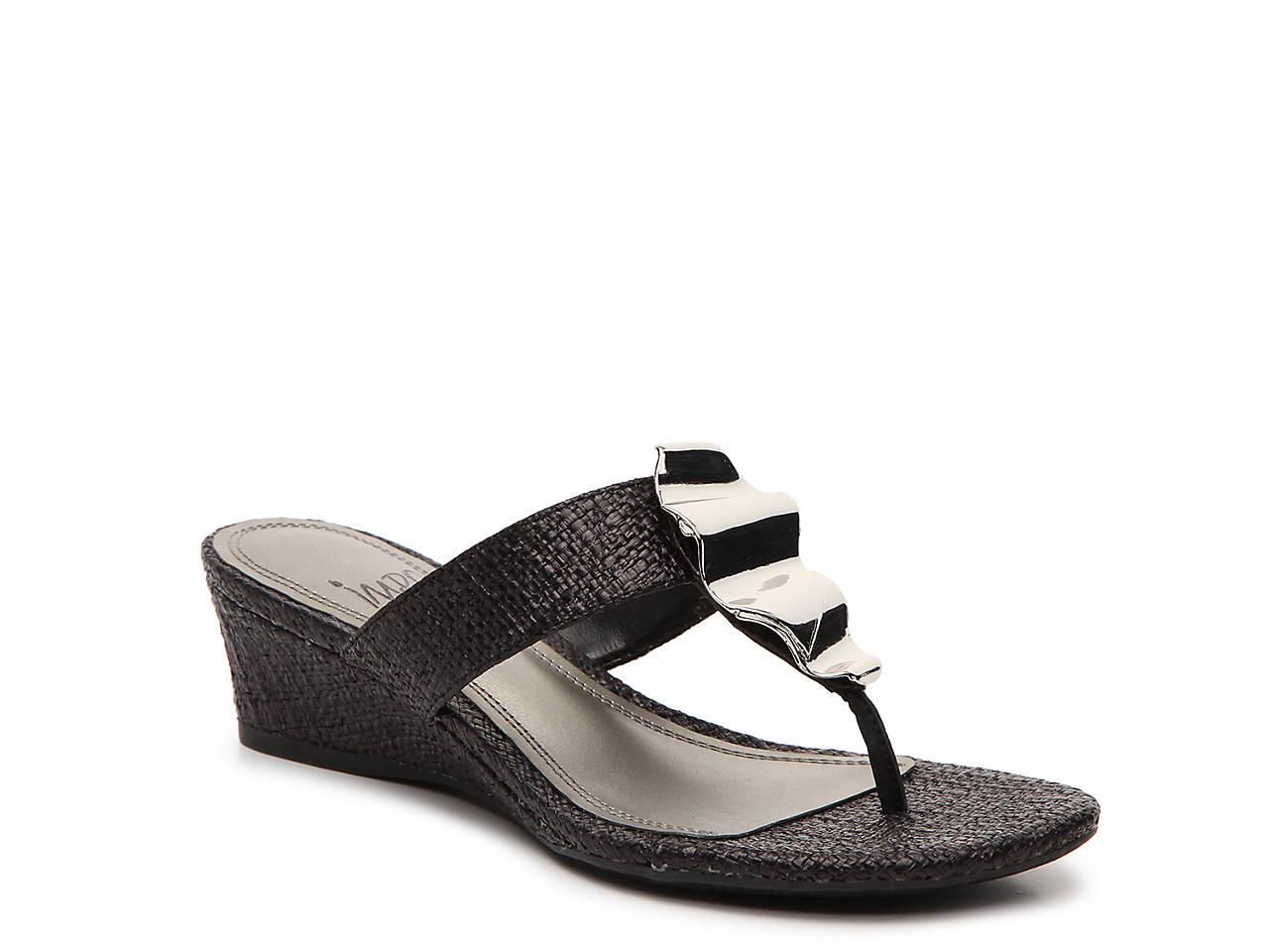 e0d6fe73c325 Impo Glexa Wedge Sandal Women s Shoes