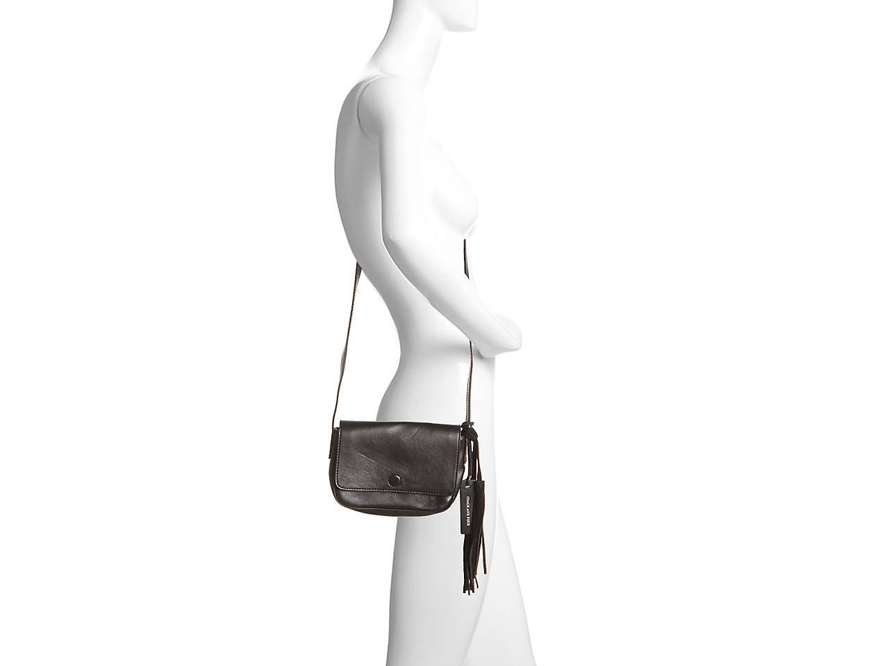c54180d5d Coach and Four Front Flap Leather Crossbody Bag Women's Handbags ...