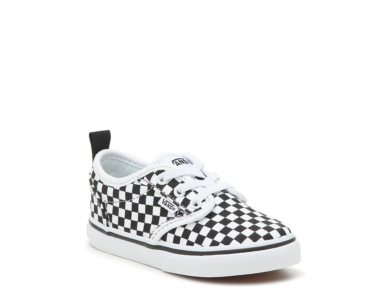 50a0596256 Vans Atwood Infant   Toddler Slip-On Sneaker Kids Shoes