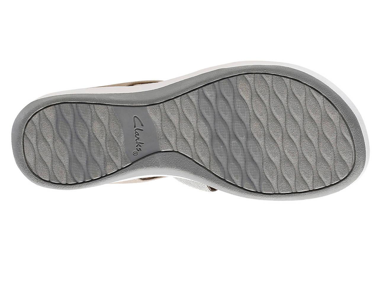 6743de9e327 Cloudsteppers by Clarks Arla Shaylie Wedge Sandal Women s Shoes