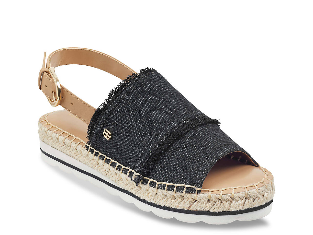 de4a5a04416b Tommy Hilfiger Grove Espadrille Sandal Men s Shoes