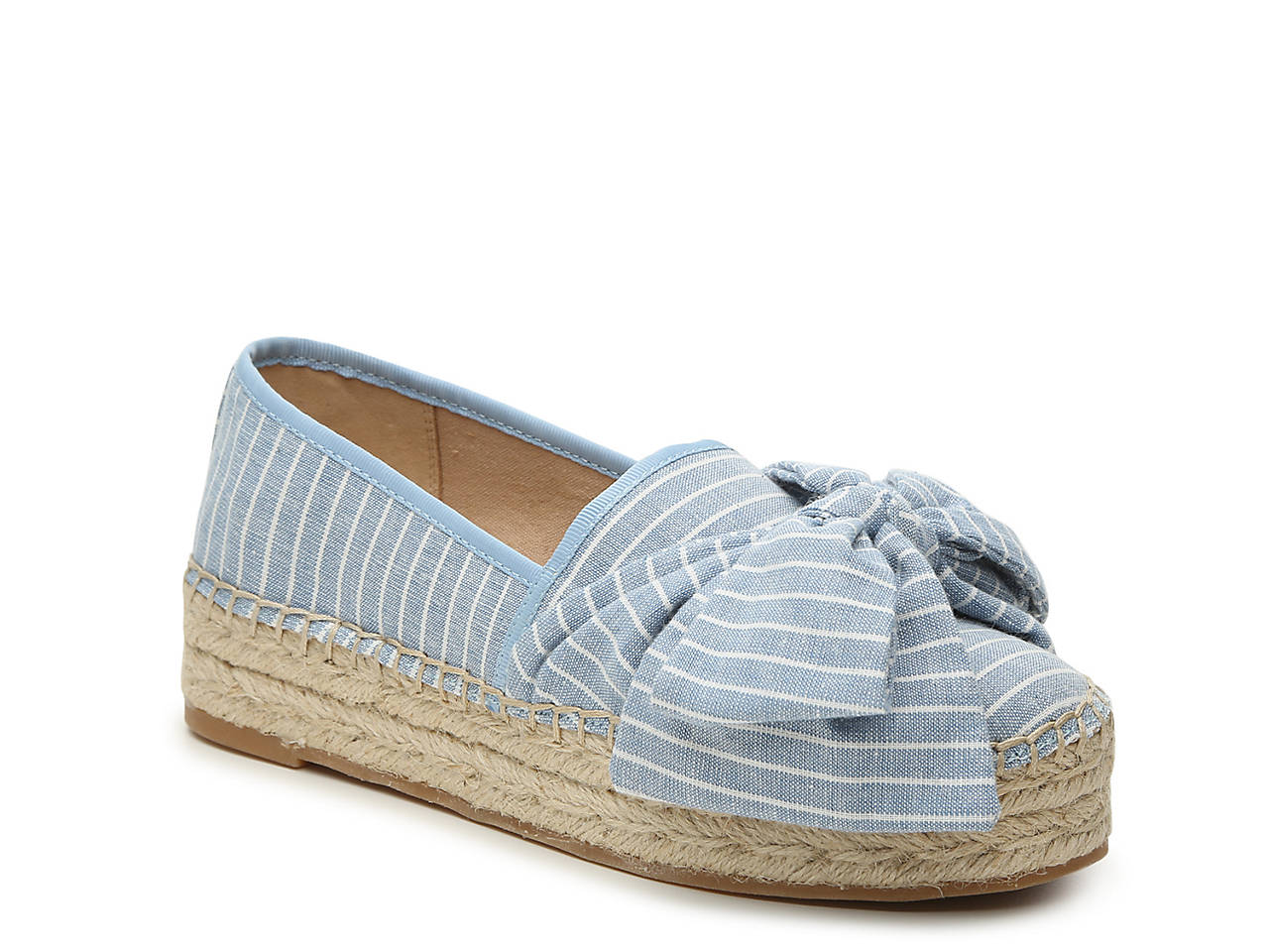 1b233830f Sam Edelman Ciara Espadrille Platform Slip-On Women s Shoes